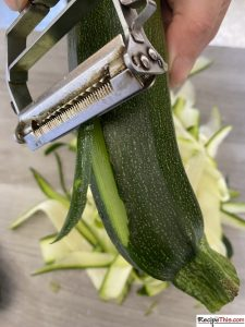 How To Cook Air Fryer Zucchini Noodles?