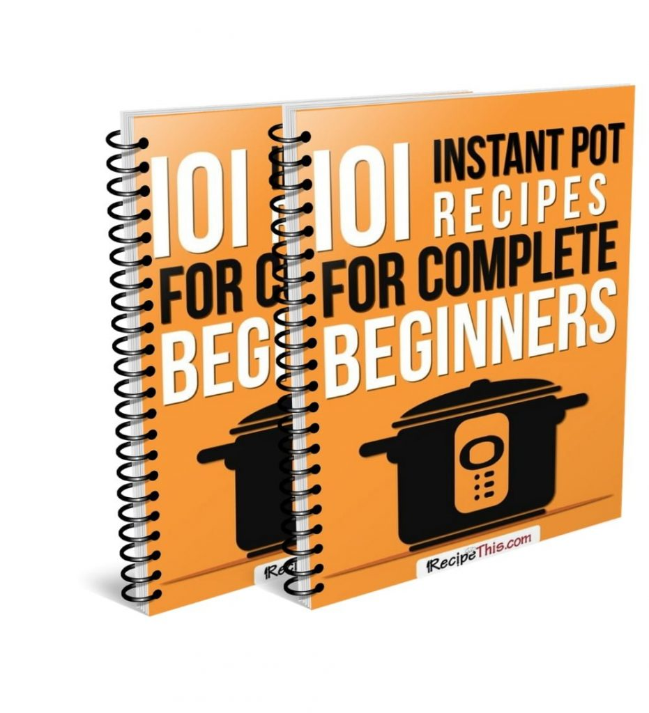 Affiliate 101 Instant Pot Recipes For Beginners Today