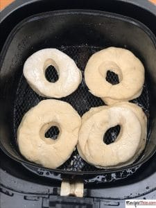 How To Make Air Fryer Doughnuts