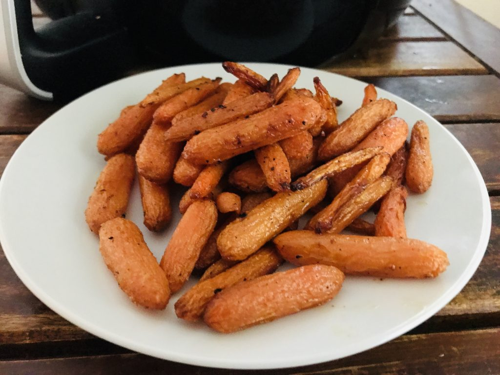 Air Fryer Baby Carrots