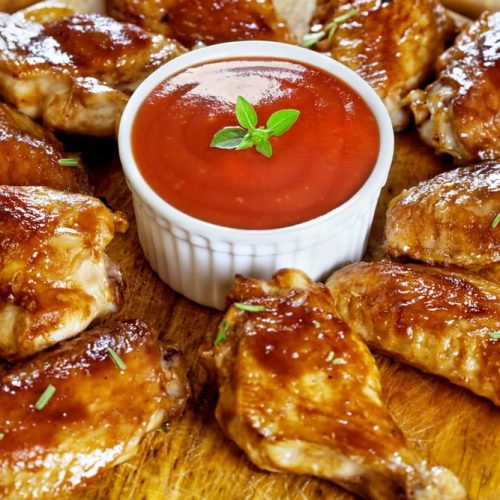 Welcome to how to make buffalo chicken wings in the Airfryer recipe.