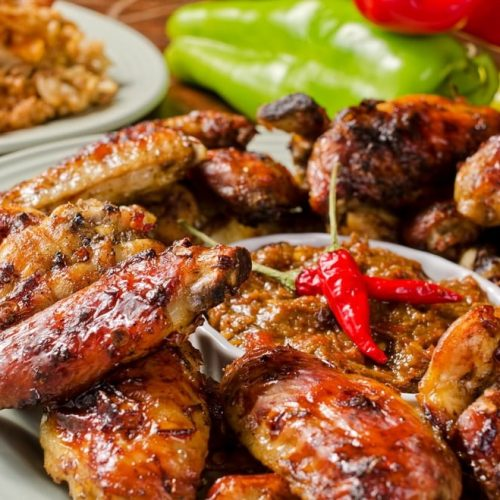 Welcome to Nandos Chicken Wings in the Airfryer recipe.