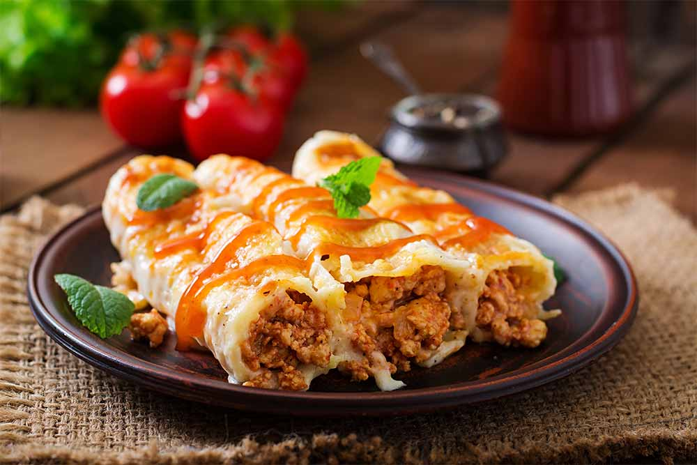 Slimming world beef cannelloni fakeaway recipe this Slimming world recipes for 1 person