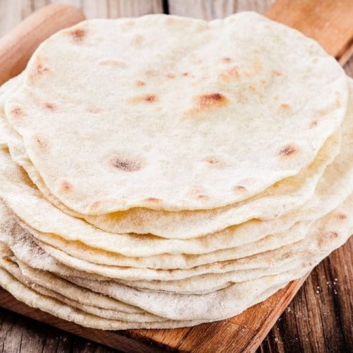 Welcome to my 3 minute best ever homemade tortilla wraps recipe.