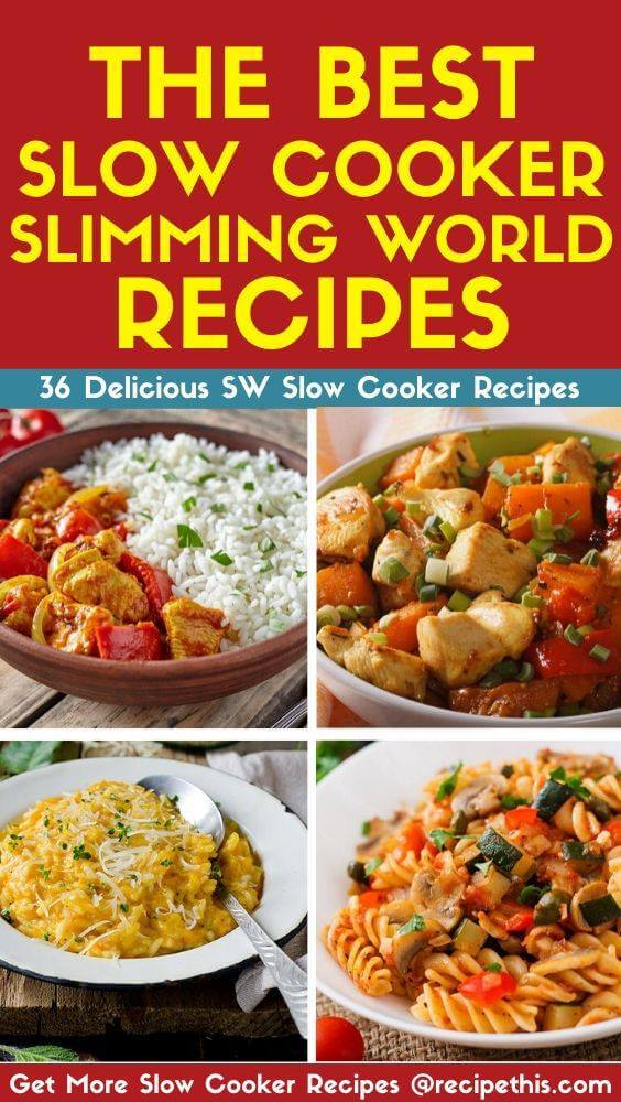 Slimming World Slow Cooker Recipes Recipe This