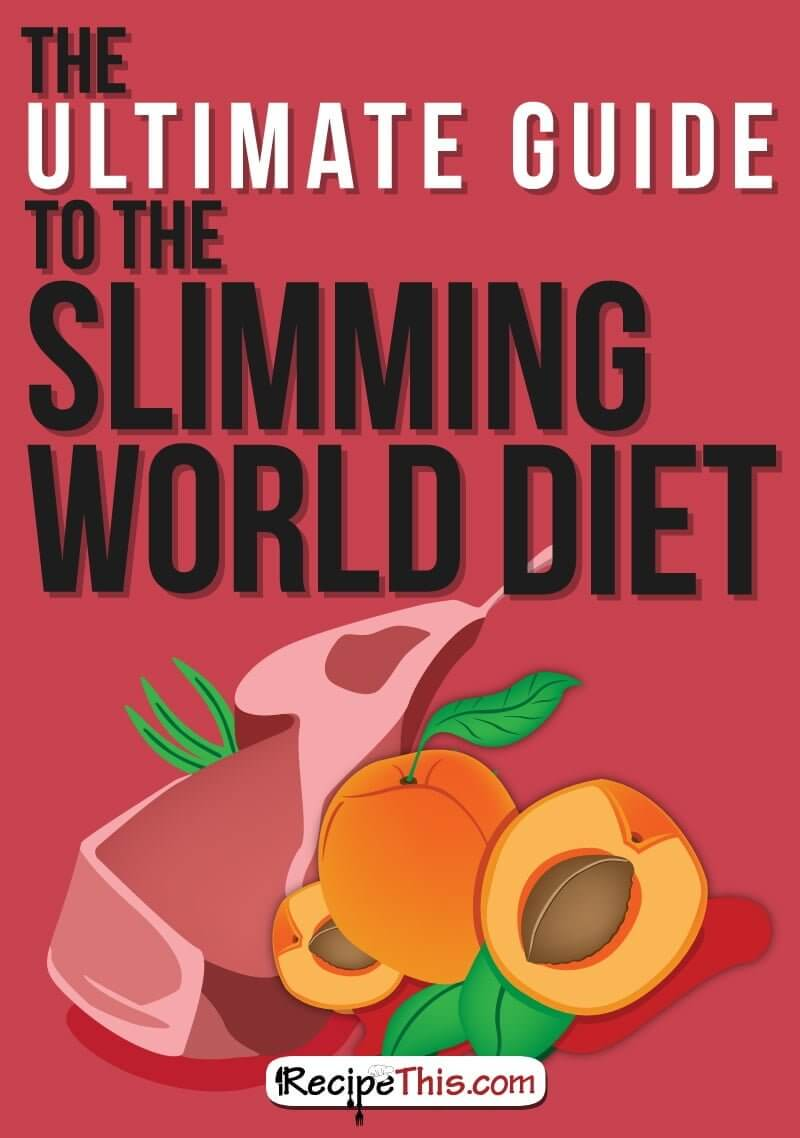 The Ultimate Guide To Slimming World Recipe This