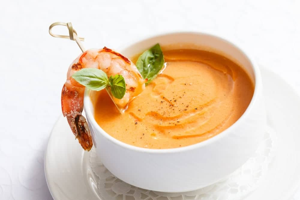 Welcome to my Whole30 prawn cocktail soup maker soup recipe.