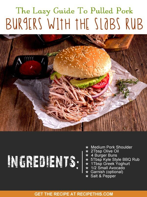 """pulled pork recipe"""