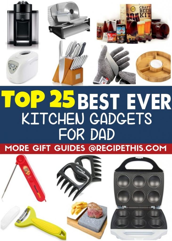 top 25 best gift ideas for dad gift guide
